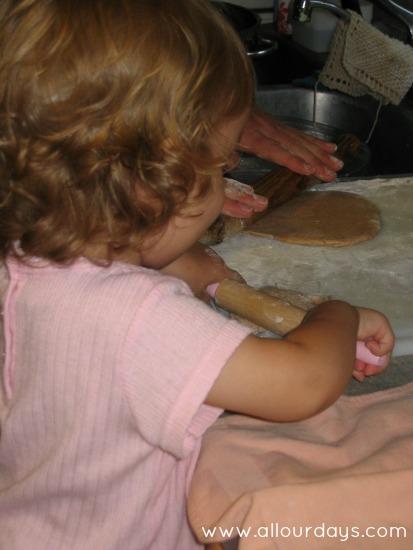Whole Wheat Pita Recipe @ AllOurDays.com
