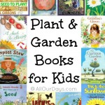 Plant & Garden Books for Kids @ AllOurDays.com