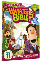 What's in the Bible? DVD 11: Spreading the Good News