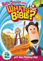 What's in the Bible? DVD 2: Let My People Go