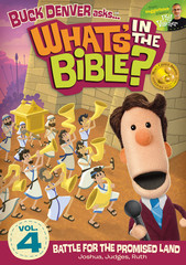 What's in the Bible? DVD 4: Battle for the Promised Land