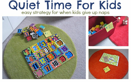 Please click the caption to pin from the original source http://www.notimeforflashcards.com/2010/11/quiet-time-1-2-3.html