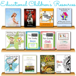 Educational Resources included in the Ultimate Homemaking Bundle sale through May 4th @ AllOurDays.com