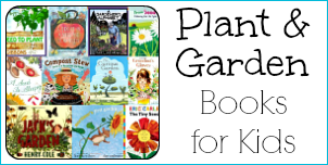 Plant & Garden Books for Kids