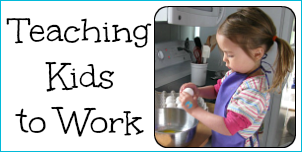 Teaching Kids to Work