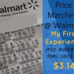 Price Matching at Walmart: My First Experience @ AllOurDays.com