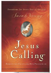 Devotional - Jesus Calling @ AllOurDays.com