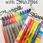 Organizing my Home with Sharpie @ AllOurDays.com #StaplesBTS #PMedia #ad