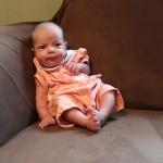 Isabelle's 1 Month Photos @ AllOurDays.com