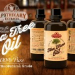 Australian Tea Tree Oil and Free Recipe Guide {Review}