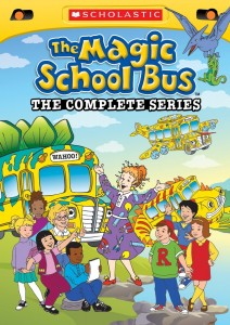 Using The Magic School Bus for Science @ AllOurDays.com