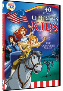 Using Liberty's Kids for History @ AllOurDays.com