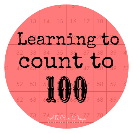 Learning to Count to 100