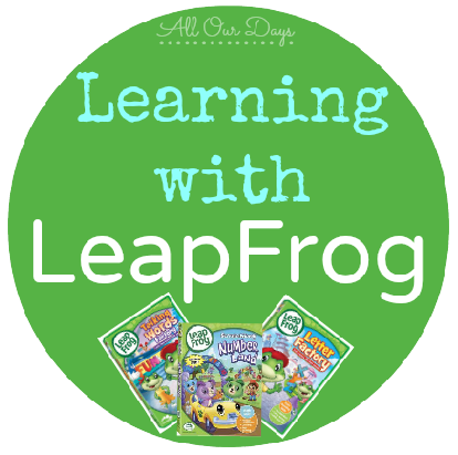 Learning with LeapFrog (31 Days of Learning with Little Ones) @ AllOurDays.com