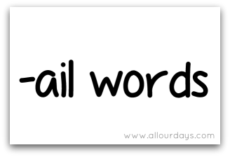 ail words