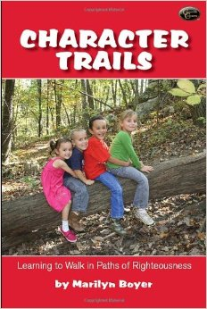 Character Trails review @ AllOurDays.com #write31days #learningwithlittleones #character