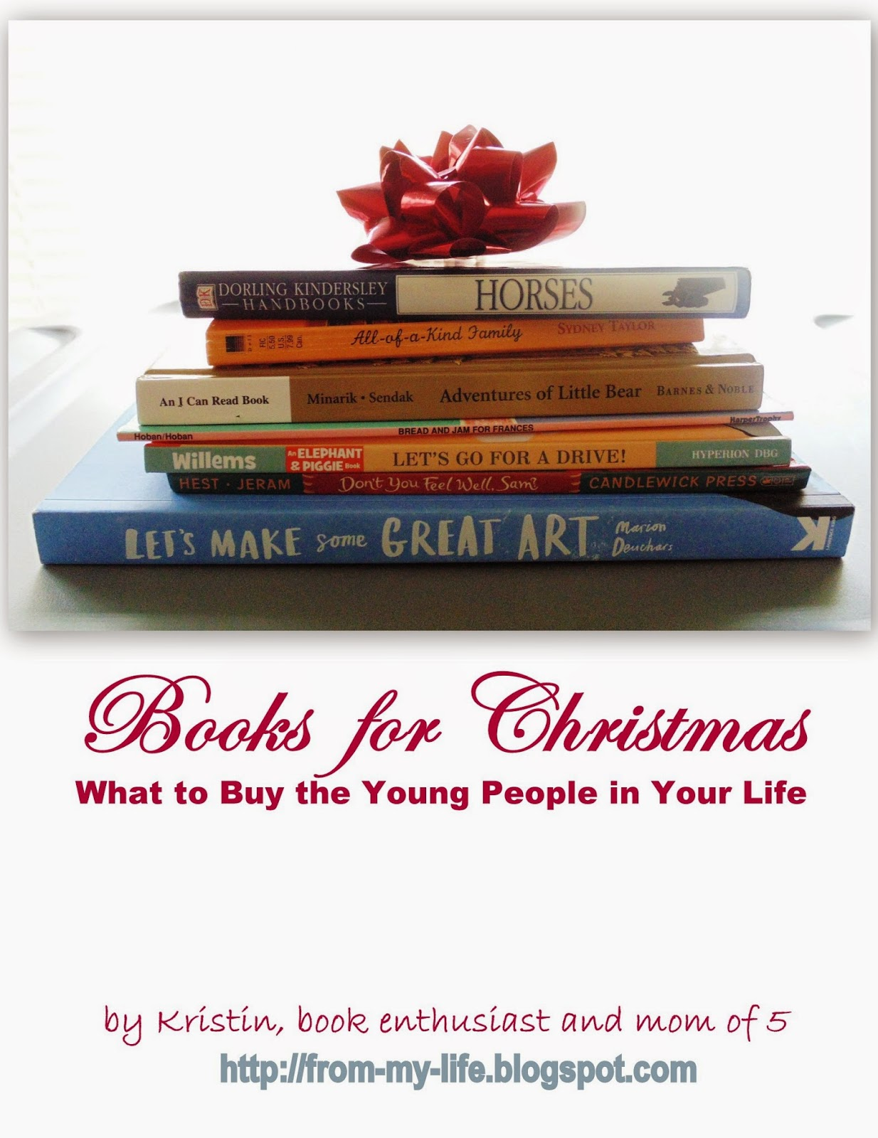 Books For Christmas eBook