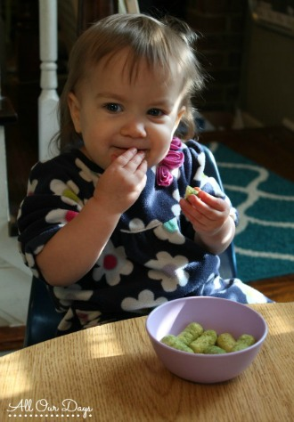 Happy Family: healthy snacks for babies and toddlers