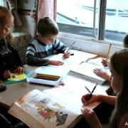 no homeschool room featured image